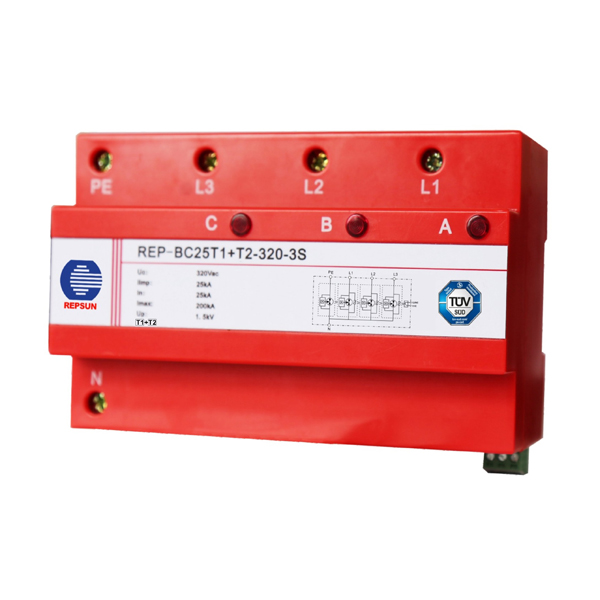 Type1+Type2 Power Surge Protector