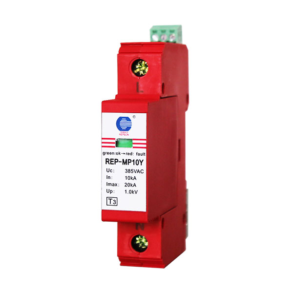 Power Surge Protector (Class D / Type 3)