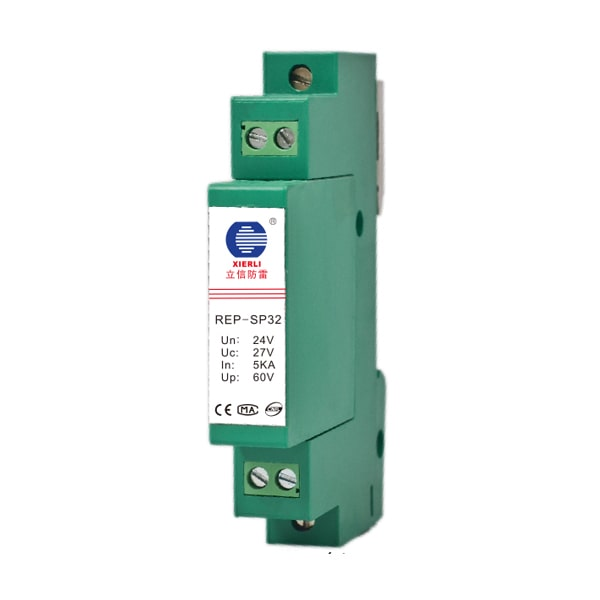 Surge Protector for Signal System