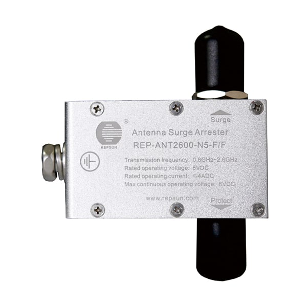 Surge Protectors for Signal System
