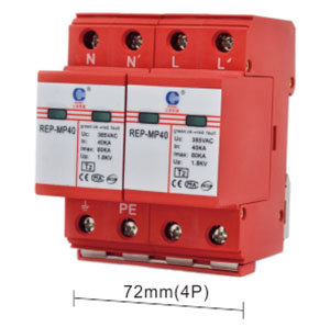 Power Surge Protector (Class B / Type 1) 03